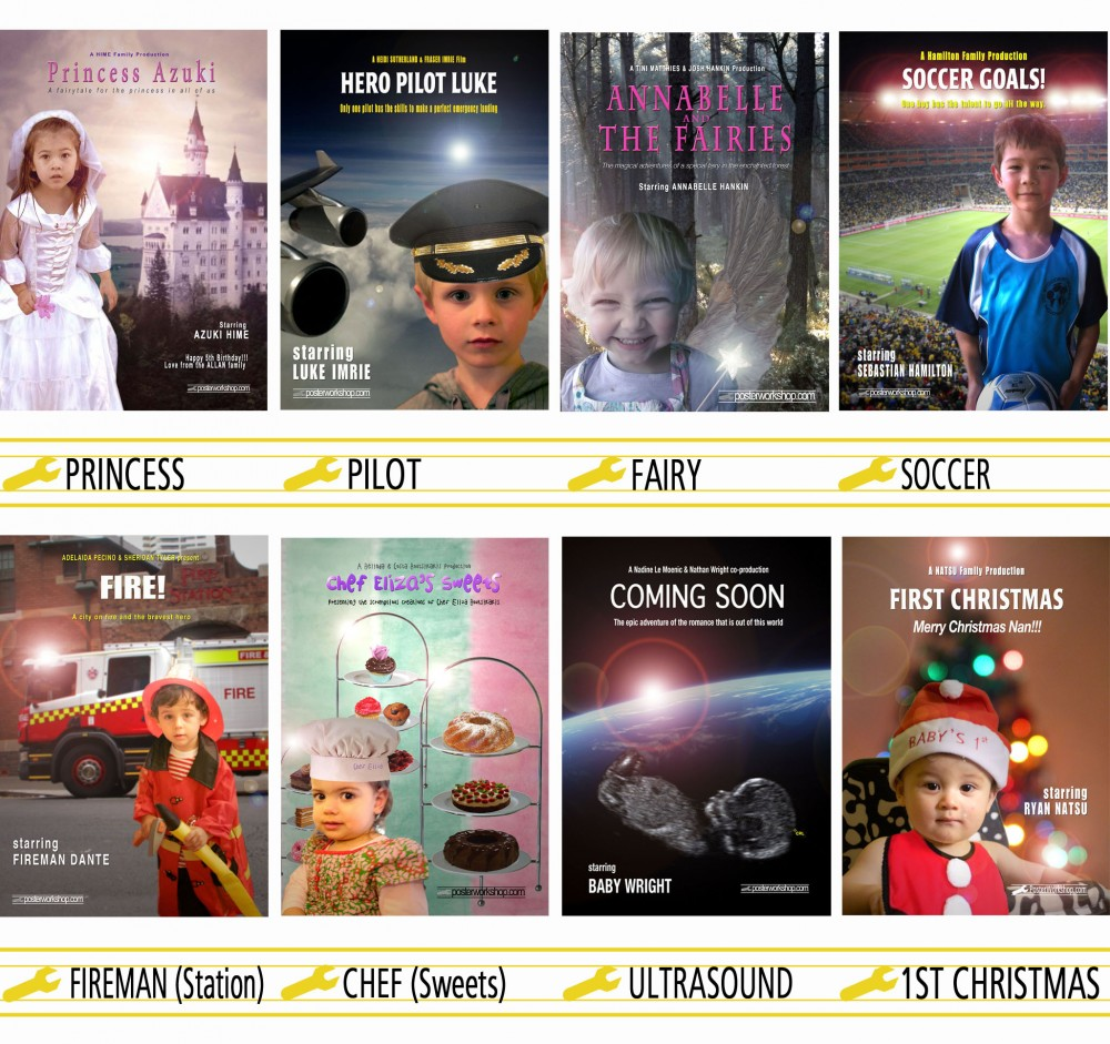 movie poster template for kids wwwimgkidcom the